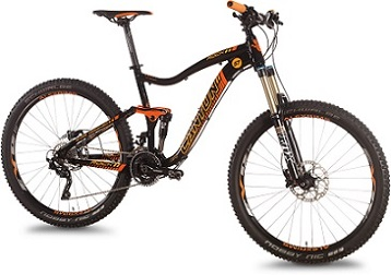 Mountainbike Fullsuspension
